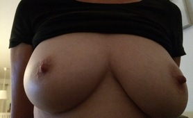 My Wife and her fantastic boobs
