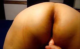 Bend over Pammy I want to play with your big furry pussy