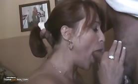 Amazing Mature Mouth