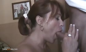 Only her Mouth