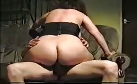 Hotwife with redneck bull