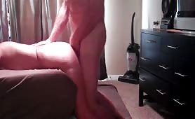 BBW anal and dp rough sex