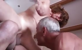 True cuck bisexual hubby and mature wife