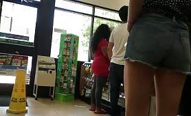 Candid Summer Shorts Nice Gap