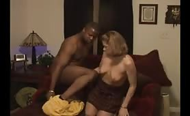 Shy wife eventually let it all out