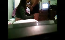Latina Teen Hard Doggystyle