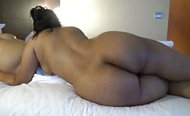 Desi Curvy Booty