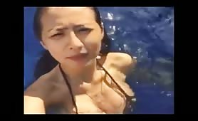 Hot Asian Actress leaked video