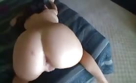 Thick Dirty talking amateur Beverly gets fucked