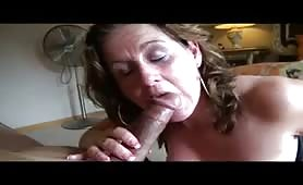 mature wife pleasures young lover