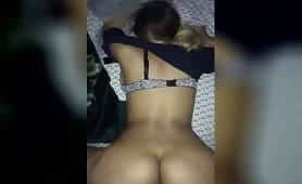 Big booty fucked hard