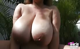 Maria M Pool tittyfuck